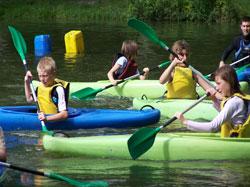 Camp canoë et rafting