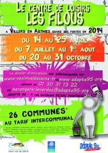 Dates d'ouverture 2014